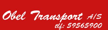 Obel Transport, Alsidige transportløsninger i hele Danmark - Tilbud